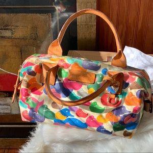 Dooney & Bourke Wonder duck satchel 🦆